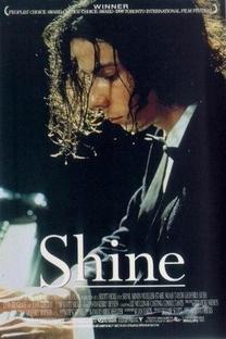 Shine - Brilhante - Poster / Capa / Cartaz - Oficial 2