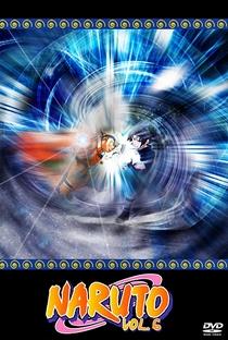 Naruto (6ª Temporada) - Poster / Capa / Cartaz - Oficial 1