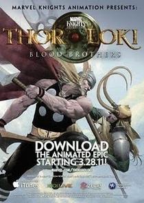 Thor & Loki: Irmãos de Sangue - Poster / Capa / Cartaz - Oficial 1
