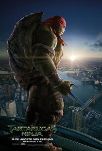 As Tartarugas Ninja - Poster / Capa / Cartaz - Oficial 10
