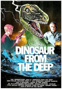 Dinosaur from the Deep - Poster / Capa / Cartaz - Oficial 1