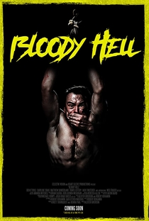 Bloody Hell - Poster / Capa / Cartaz - Oficial 2