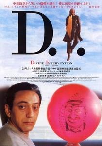 Intervenção Divina - Poster / Capa / Cartaz - Oficial 2
