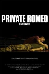 Private Romeo - Poster / Capa / Cartaz - Oficial 1