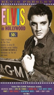 Elvis In Hollywood - The 50's - Poster / Capa / Cartaz - Oficial 1