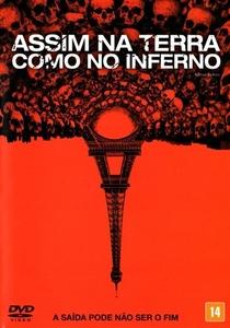 Assim na Terra Como no Inferno - Poster / Capa / Cartaz - Oficial 6
