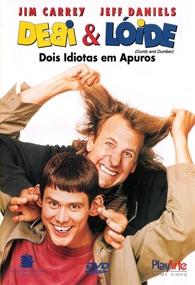 Debi & Lóide - Dois Idiotas em Apuros - Poster / Capa / Cartaz - Oficial 2