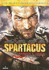 Spartacus: Sangue e Areia (1ª Temporada) - Poster / Capa / Cartaz - Oficial 5