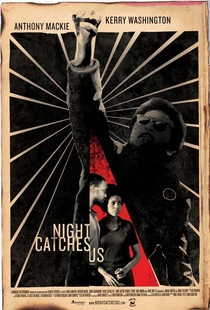 Night Catches Us - Poster / Capa / Cartaz - Oficial 2