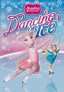 Angelina Ballerina - Dançando no Gelo - Poster / Capa / Cartaz - Oficial 1