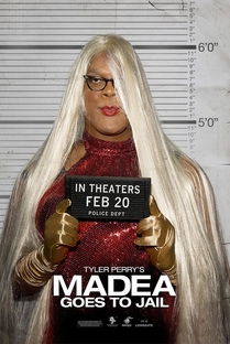 Madea Goes to Jail - Poster / Capa / Cartaz - Oficial 4