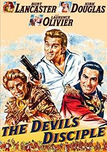 O Discípulo do Diabo  - Poster / Capa / Cartaz - Oficial 4