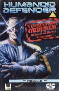 O Defensor Humanóide - Poster / Capa / Cartaz - Oficial 1
