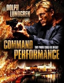 Comando Vermelho - Poster / Capa / Cartaz - Oficial 1
