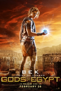 Deuses do Egito - Poster / Capa / Cartaz - Oficial 11