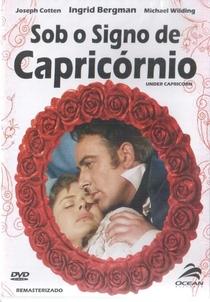 Sob o Signo de Capricórnio - Poster / Capa / Cartaz - Oficial 10
