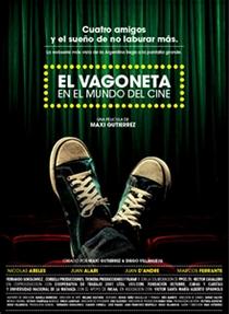 El Vagoneta en el Mundo del Cine - Poster / Capa / Cartaz - Oficial 1