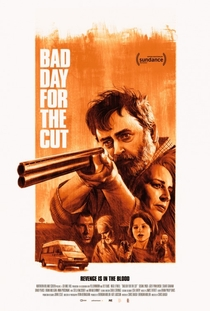 Bad Day for the Cut - Poster / Capa / Cartaz - Oficial 2