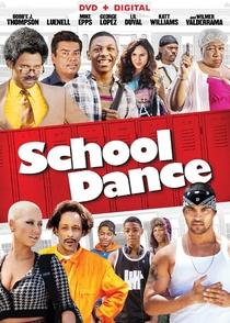 School Dance - Desventuras Escolares - Poster / Capa / Cartaz - Oficial 3