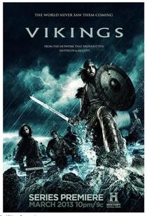 Vikings (2ª Temporada) - Poster / Capa / Cartaz - Oficial 8