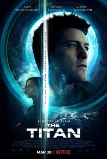 The Titan - Poster / Capa / Cartaz - Oficial 1
