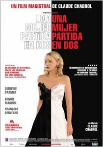 Uma Garota Dividida Em Dois - Poster / Capa / Cartaz - Oficial 4