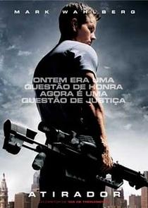 Atirador - Poster / Capa / Cartaz - Oficial 2