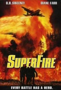 Superfire - Poster / Capa / Cartaz - Oficial 1