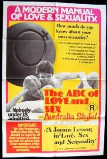 O ABC do Amor e Sexo: Estilo Australiano - Poster / Capa / Cartaz - Oficial 1