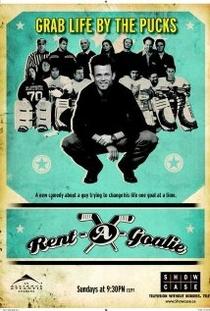 Rent-a-Goalie (2ª Temporada) - Poster / Capa / Cartaz - Oficial 1