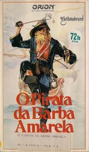 O Pirata da Barba Amarela - Poster / Capa / Cartaz - Oficial 3