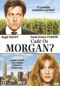 Cadê os Morgan? - Poster / Capa / Cartaz - Oficial 8