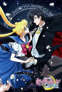 Sailor Moon Crystal (1ª Temporada) - Poster / Capa / Cartaz - Oficial 2