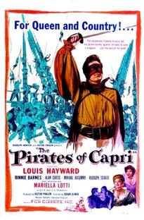 Os Piratas de Capri - Poster / Capa / Cartaz - Oficial 1