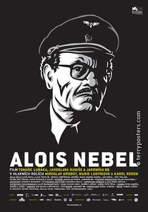 Alois Nebel - Poster / Capa / Cartaz - Oficial 2
