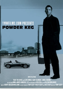 Powder Keg - Poster / Capa / Cartaz - Oficial 1