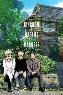 Estúdio Ghibli, Reino de Sonhos e Loucura - Poster / Capa / Cartaz - Oficial 2