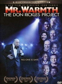 Mr. Warmth: The Don Rickles Project - Poster / Capa / Cartaz - Oficial 1