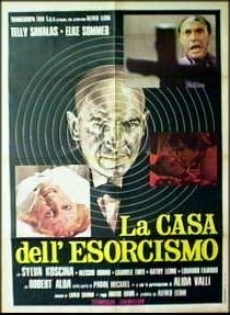 The House of Exorcism - Poster / Capa / Cartaz - Oficial 2