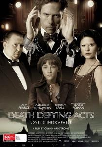 Atos que Desafiam a Morte - Poster / Capa / Cartaz - Oficial 10