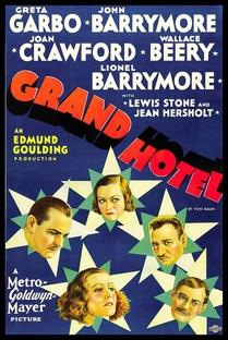 Grande Hotel - Poster / Capa / Cartaz - Oficial 3