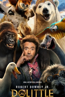 Dolittle - Poster / Capa / Cartaz - Oficial 1