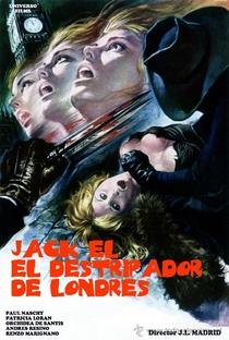 Jack, El Destripador de Londres - Poster / Capa / Cartaz - Oficial 1