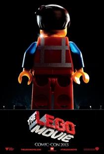 Uma Aventura LEGO - Poster / Capa / Cartaz - Oficial 2