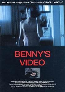 O Vídeo de Benny  - Poster / Capa / Cartaz - Oficial 1