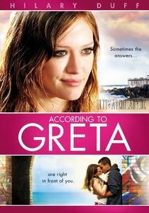 Greta - Poster / Capa / Cartaz - Oficial 2