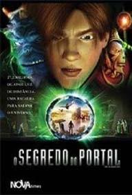 O Segredo do Portal - Poster / Capa / Cartaz - Oficial 1