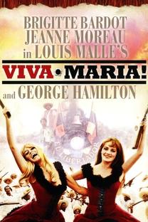 Viva Maria! - Poster / Capa / Cartaz - Oficial 6