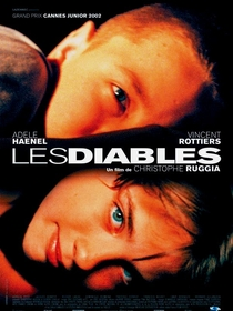 Lés Diables - Poster / Capa / Cartaz - Oficial 1
