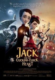 Jack e a Mecânica do Coração - Poster / Capa / Cartaz - Oficial 3